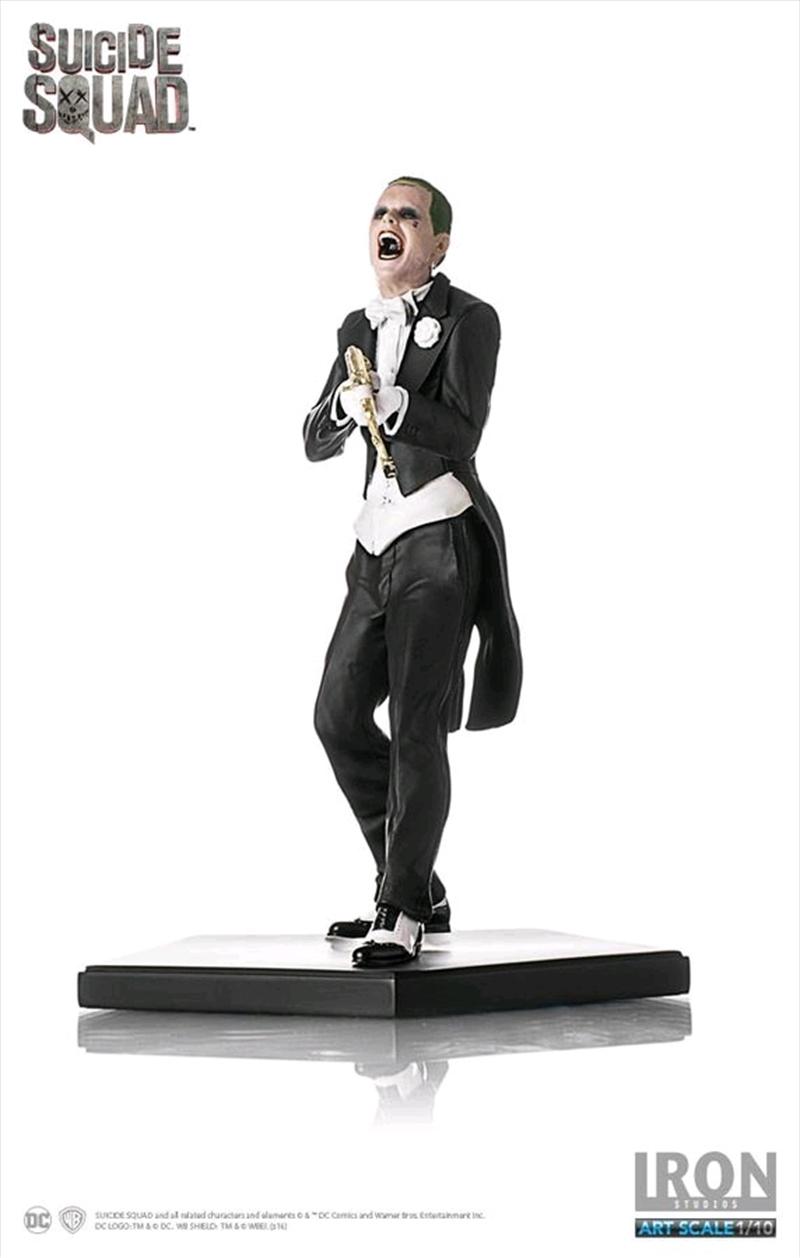 Suicide Squad - Joker 1:10 Scale Statue | Merchandise
