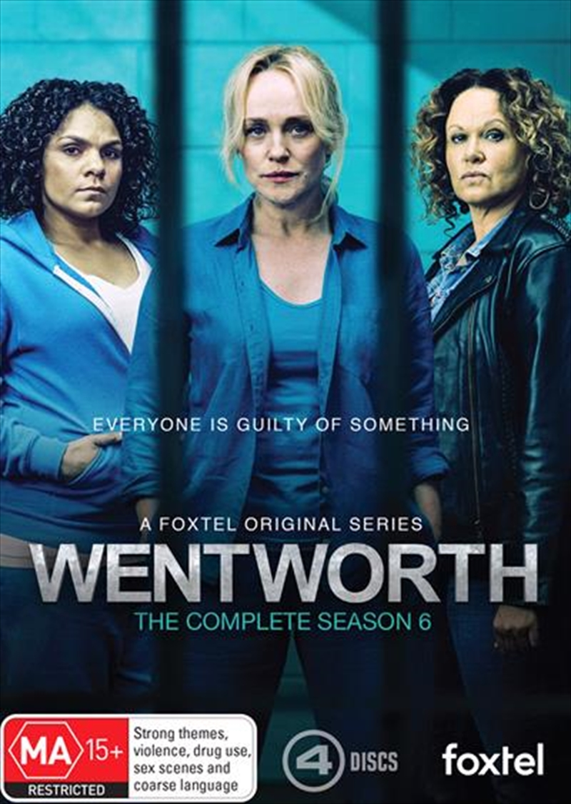 Wentworth - Season 6 | DVD