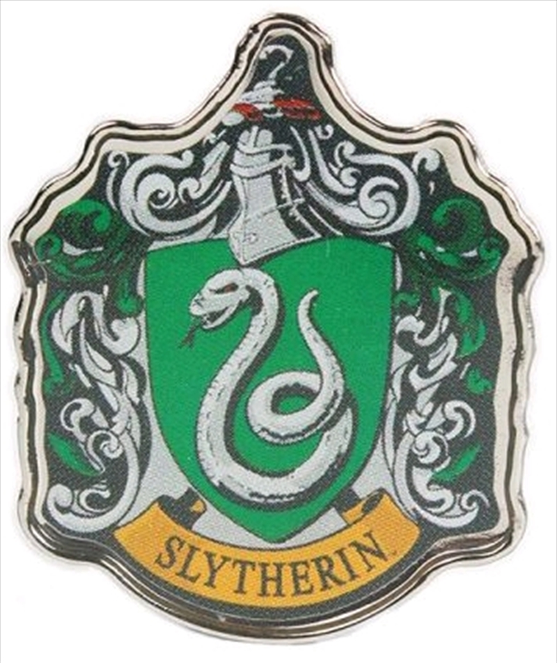 Harry Potter - Slytherin Enamel Badge | Merchandise