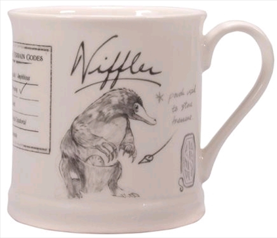Fantastic Beasts and Where to Find Them - Niffler Vintage Mug | Merchandise
