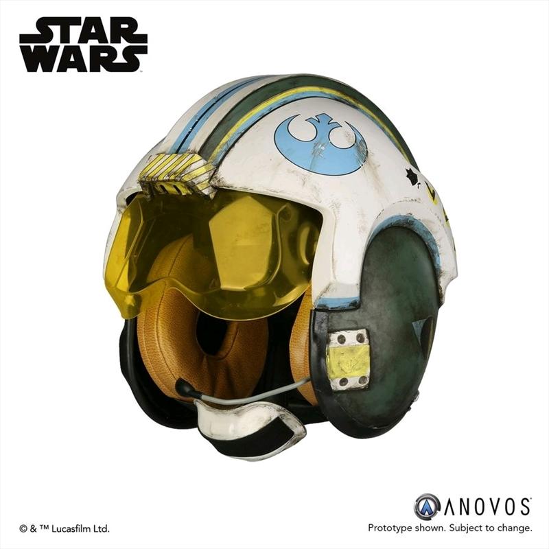 Star Wars: Rogue One - General Merrick Helmet | Collectable