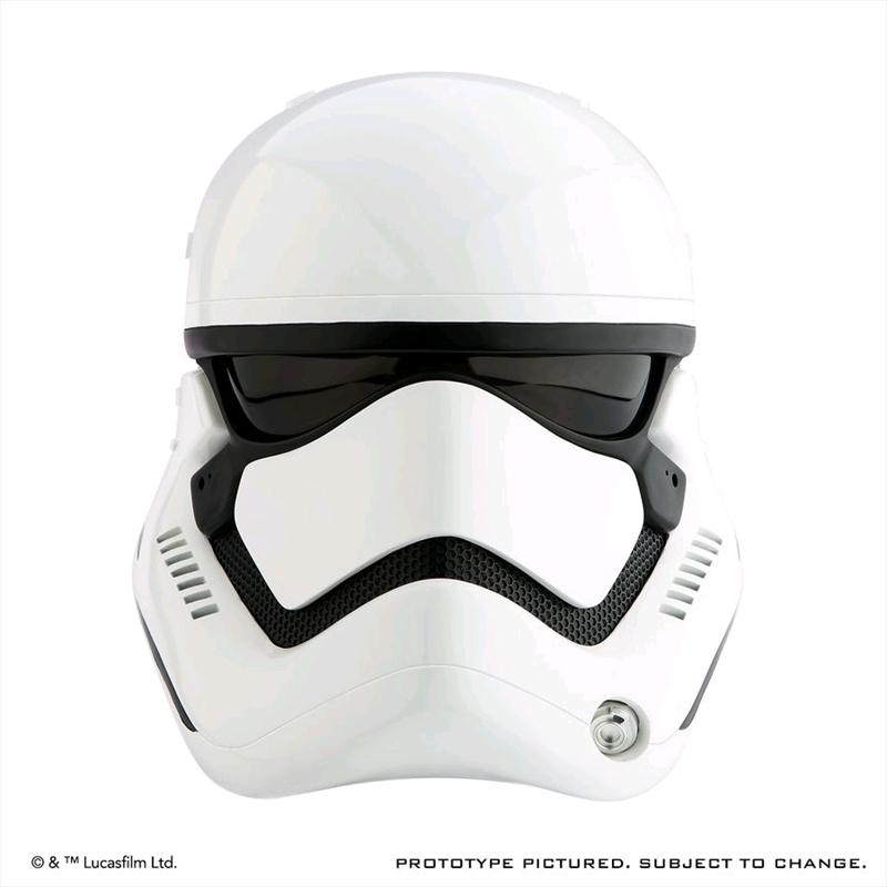 Star Wars - First Order Stormtrooper Premier Helmet | Collectable