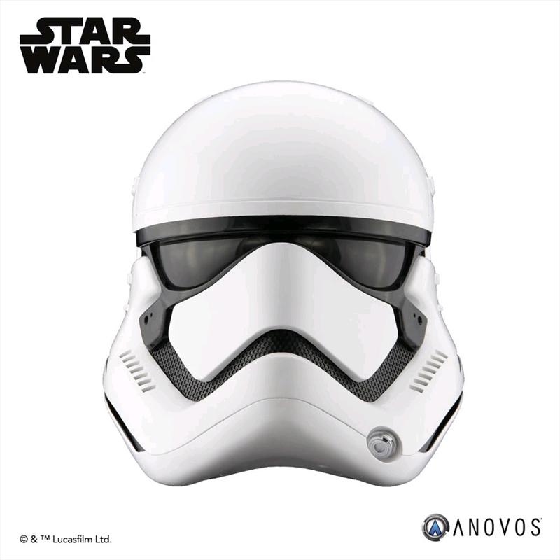 Star Wars - First Order Stormtrooper Helmet | Collectable