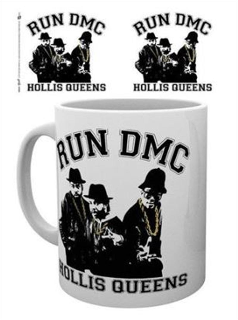 Run DMC - Hollis Queens Mug | Merchandise