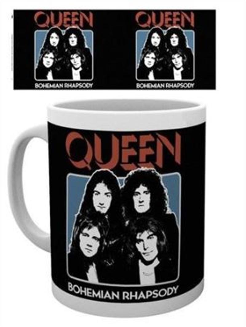 Queen - Bohemian Rhapsody Mug | Merchandise