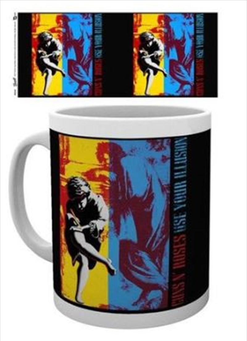 Guns N Roses Illusion Mug   Merchandise