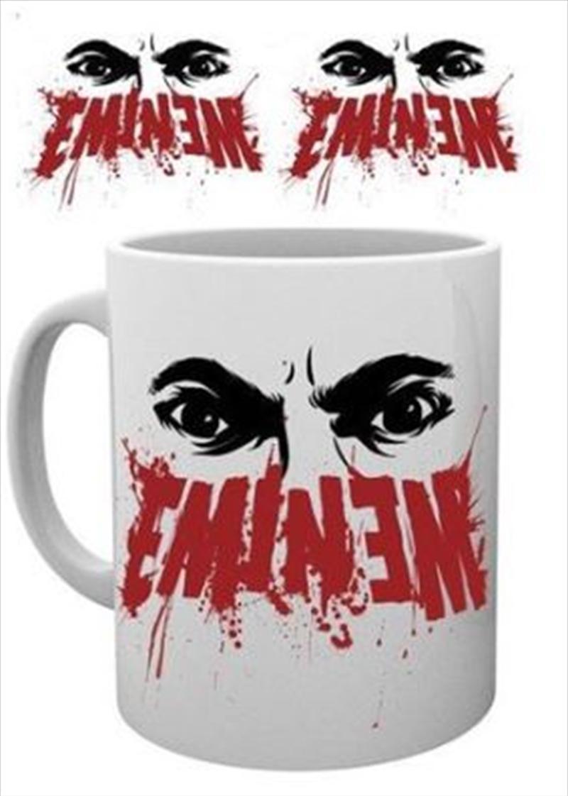 Eminem Eyes Mug   Merchandise