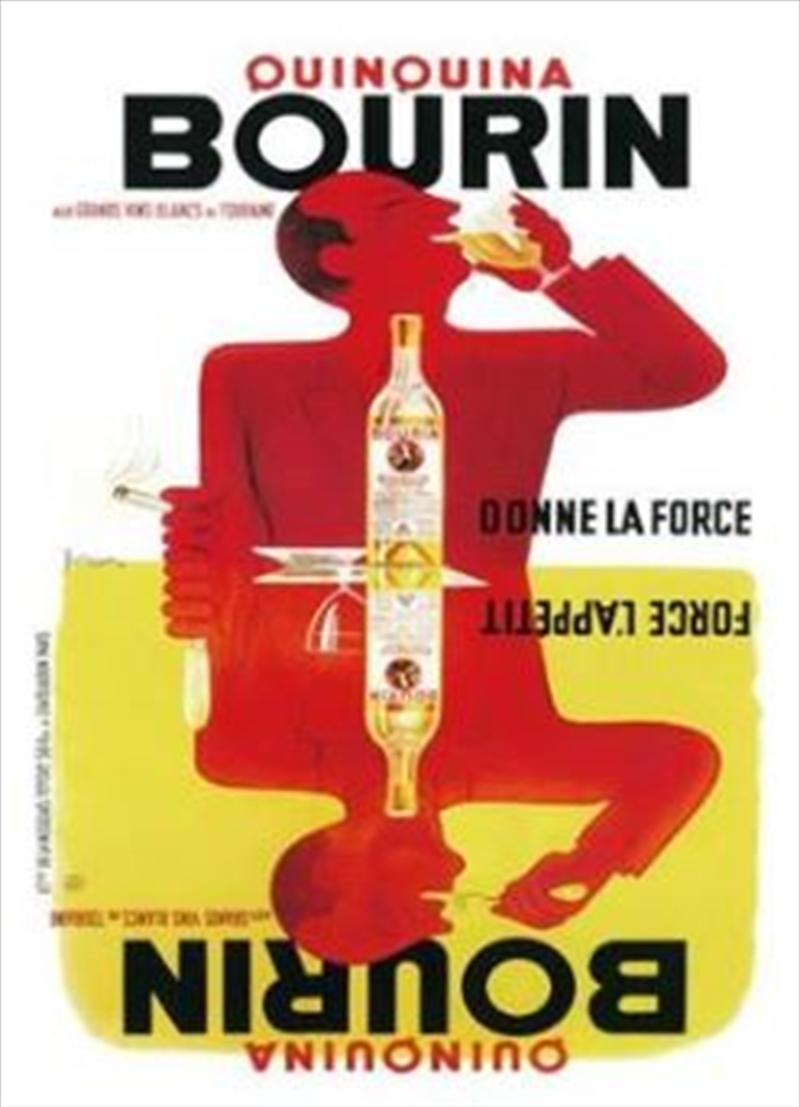 Quinquina Bourin Print | Miscellaneous