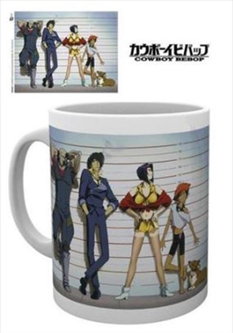 Cowboy Bebop Line Up Mug | Merchandise