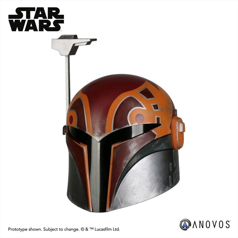 Star Wars: Rebels - Sabine Wren Helmet   Collectable