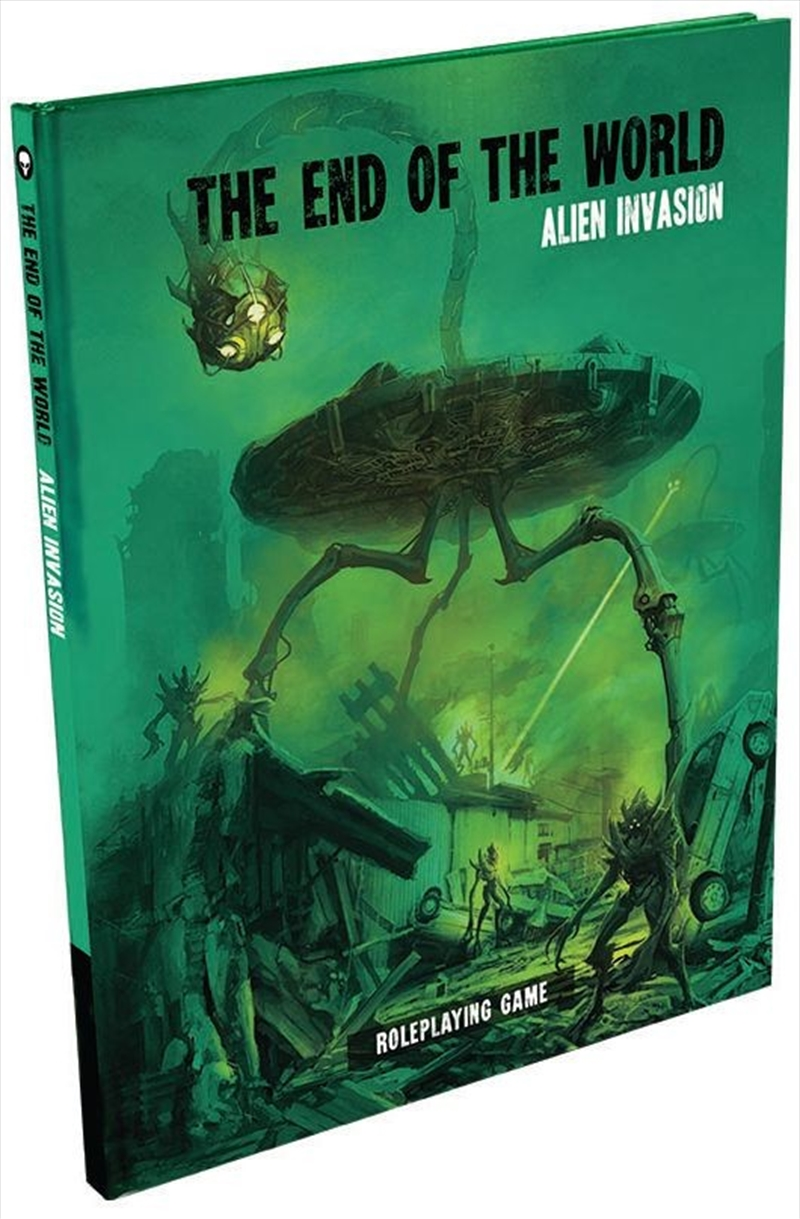 The End of The World - Alien Invasion RPG | Games