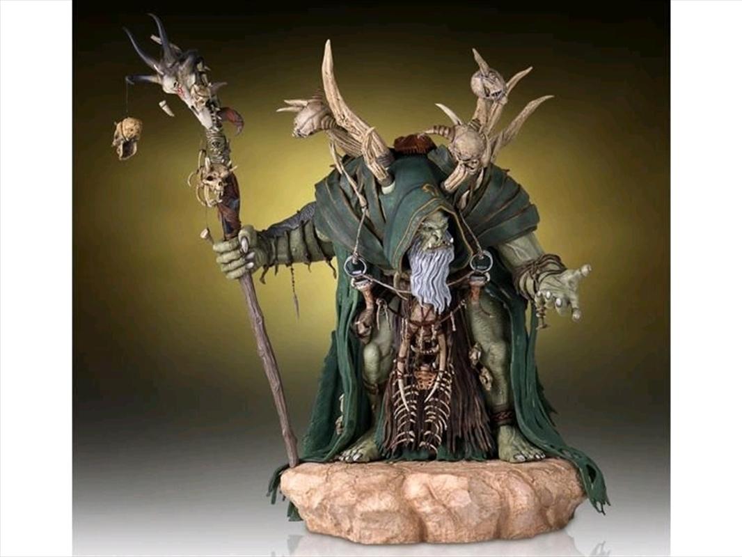 Warcraft Movie - Gul'Dan 1:6 Scale Statue | Merchandise