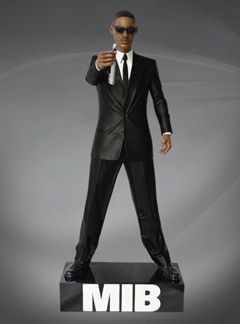 Men in Black - Agent J 1:4 Scale Statue | Merchandise