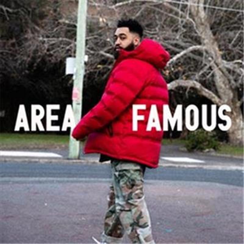 Area Famous | CD