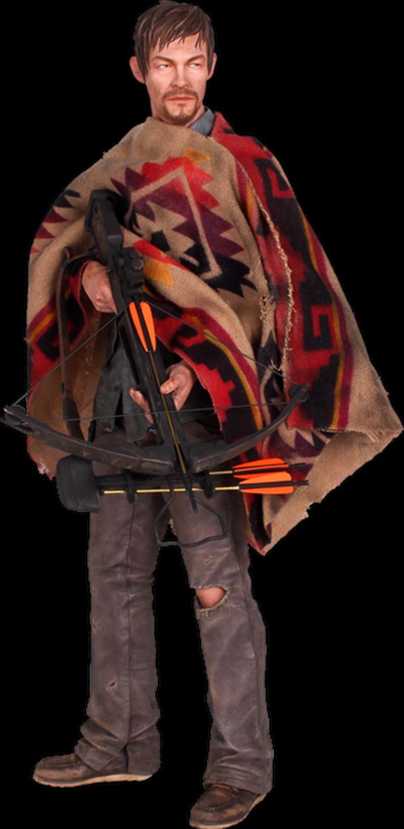 The Walking Dead - Daryl Dixon 1:4 Scale Statue | Merchandise