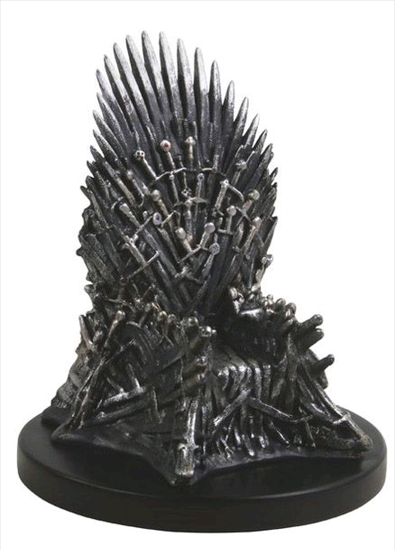 "Game of Thrones - Iron Throne 4"" Replica 