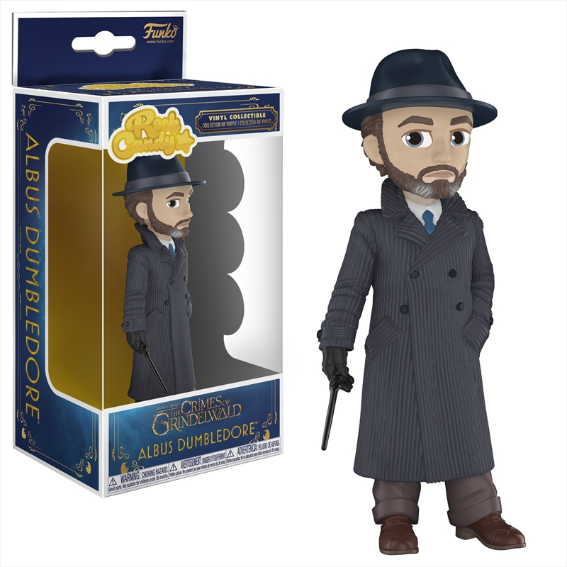 Fantastic Beasts 2: The Crimes of Grindelwald - Dumbledore Rock Candy | Merchandise