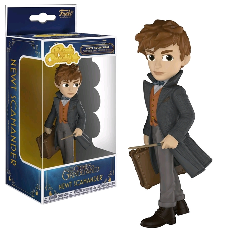 Fantastic Beasts 2: The Crimes of Grindelwald - Newt Rock Candy | Merchandise