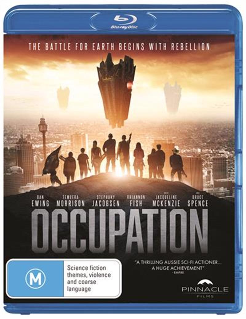 Occupation | Blu-ray