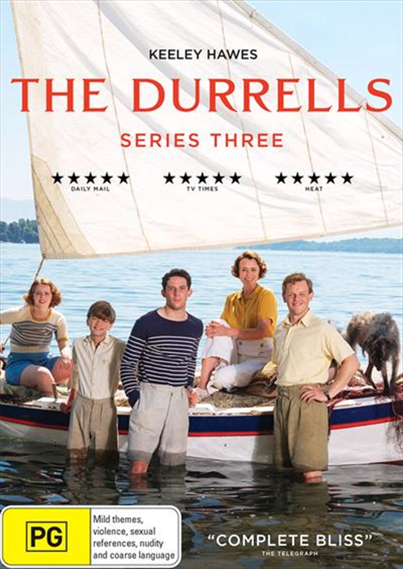 Durrells - Series 3, The | DVD