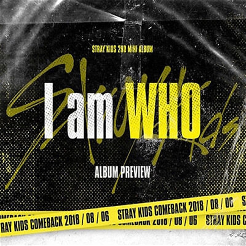 I Am Who | CD