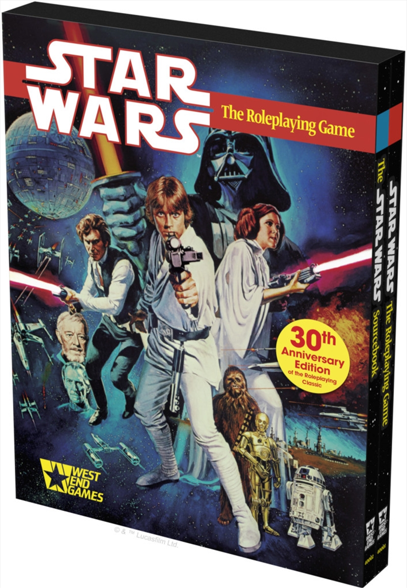 Star Wars the Roleplaying Game 30th Anniversary Edition | Games