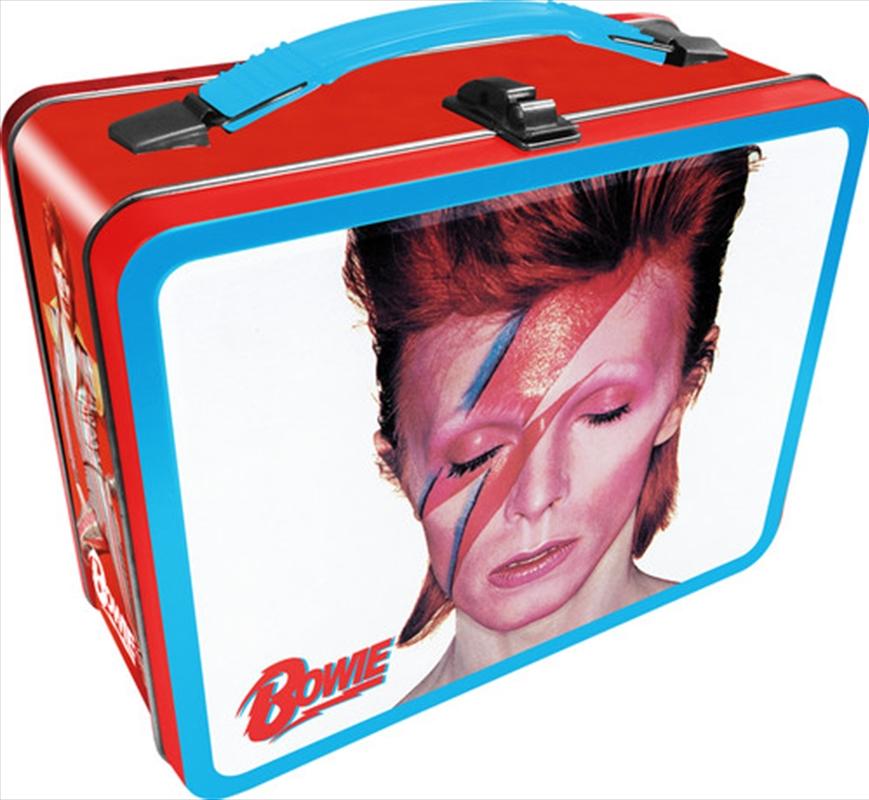 David Bowie - Aladdin Sane Funbox | Lunchbox