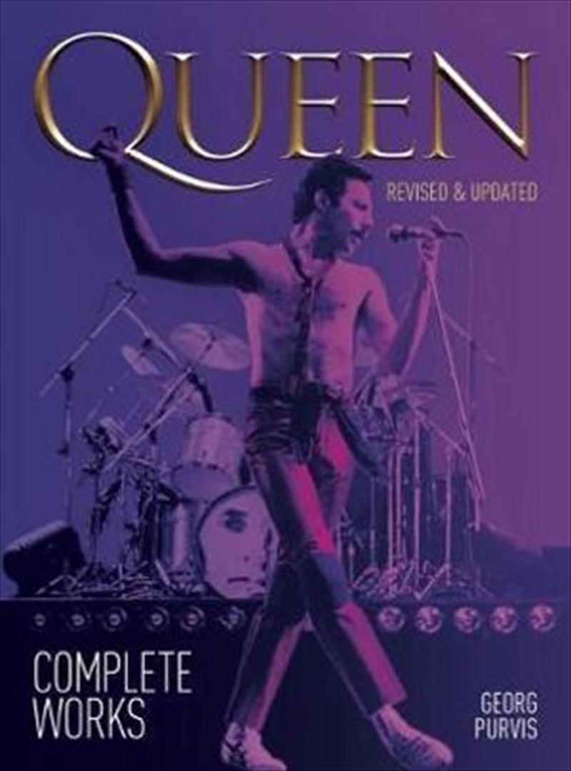 Queen | Paperback Book