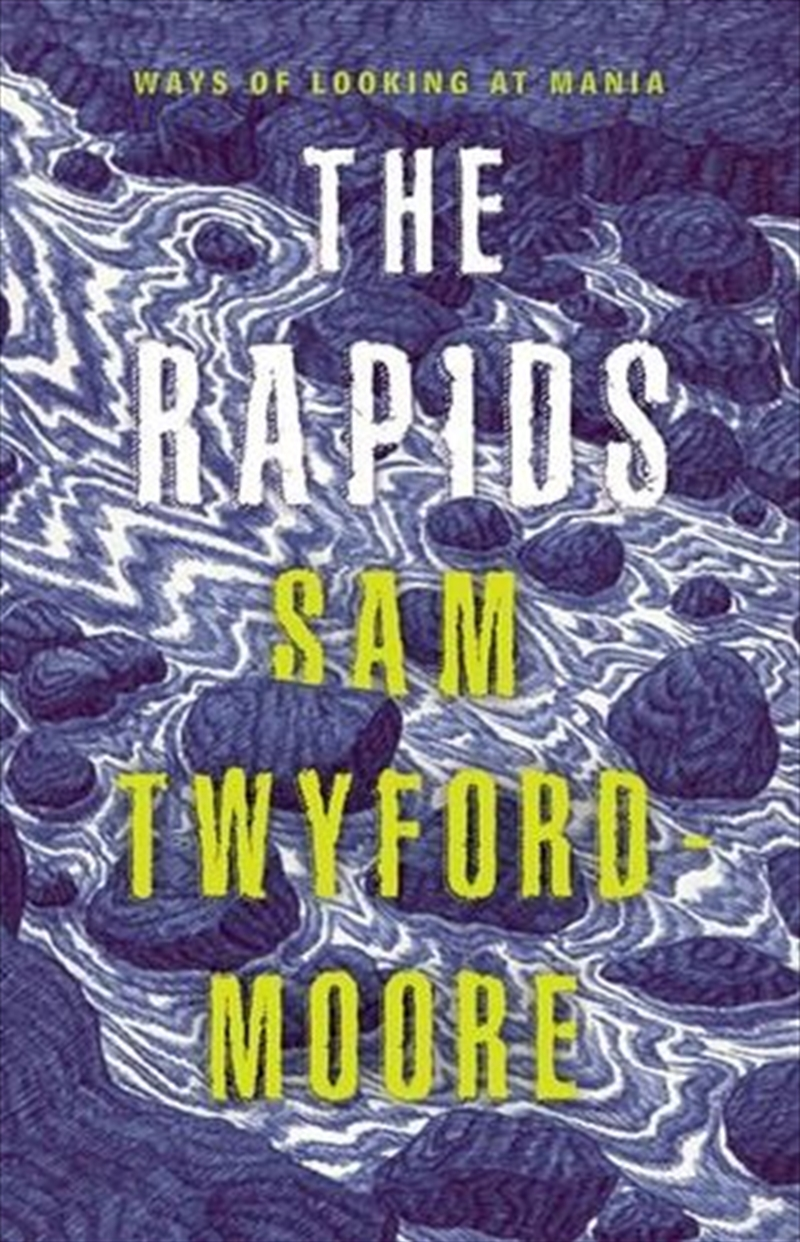 The Rapids   Paperback Book
