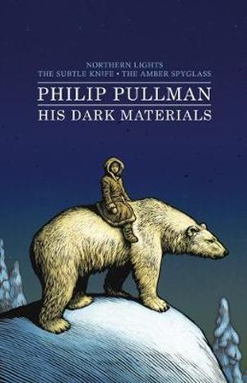 His Dark Materials Bind Up   Hardback Book