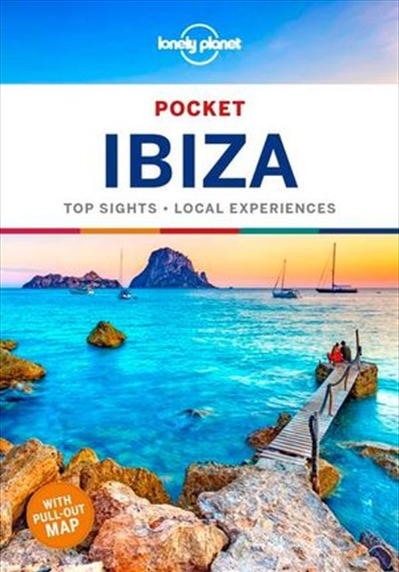 Lonely Planet Pocket Ibiza Travel Guide | Paperback Book