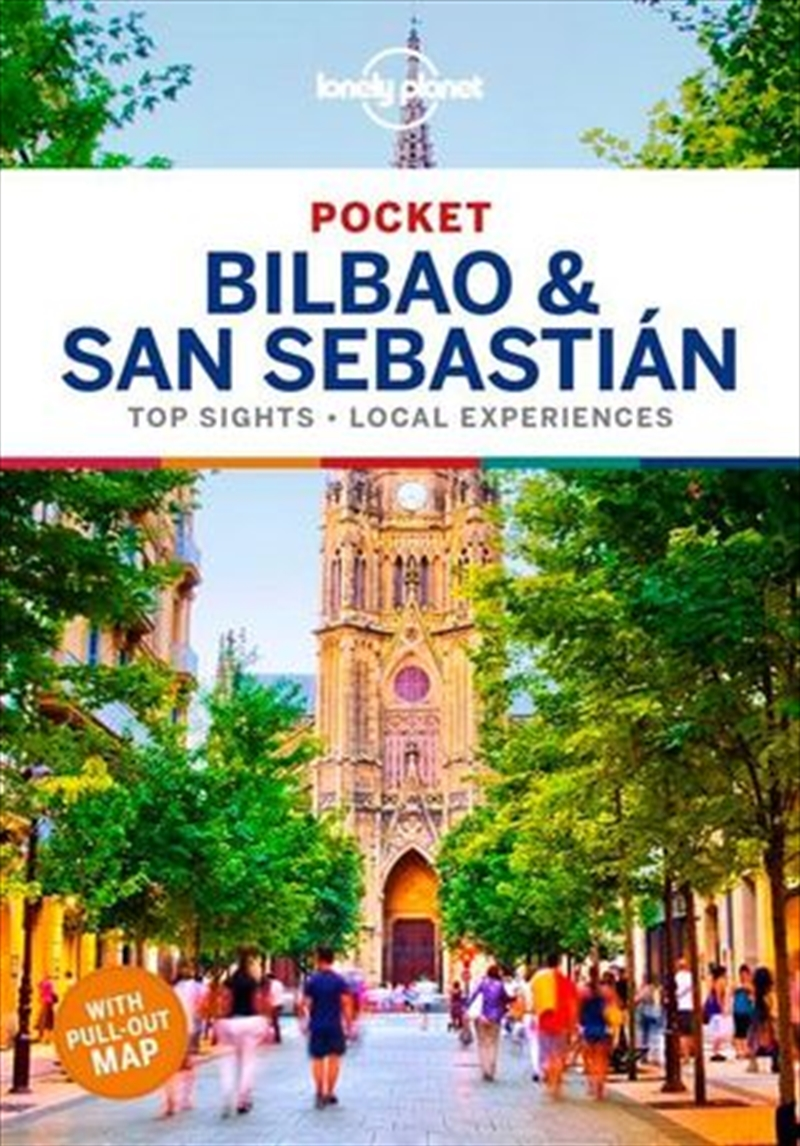 Bilbao & San Sebastian Lonely Planet Pocket Travel Guide: 2nd Edition | Paperback Book