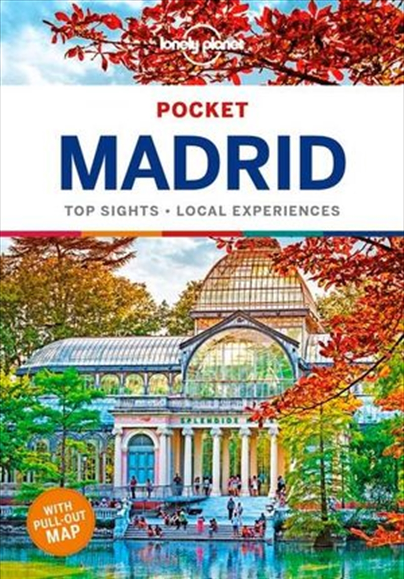 Madrid Lonely Planet Pocket Travel Guide : 5th Edition | Paperback Book