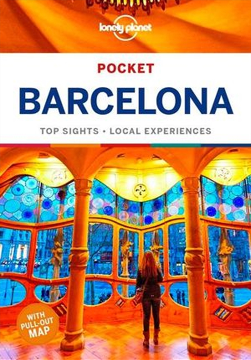 Lonely Planet Pocket Barcelona Travel Guide | Paperback Book