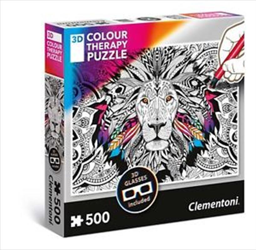 Lion 500 Pieces | Merchandise