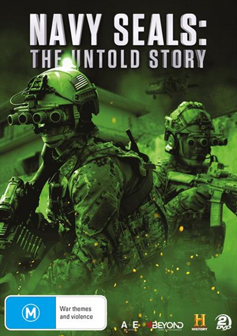 Navy SEALs - The Untold Story   DVD
