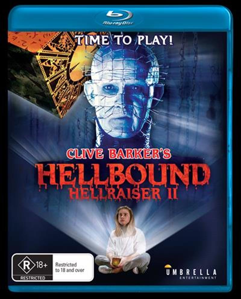 Hellraiser II - Hellbound | Blu-ray