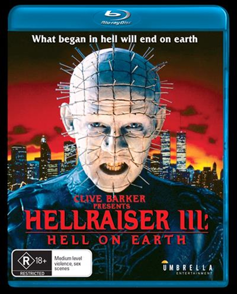 Hellraiser III - Hell On Earth | Tuggl