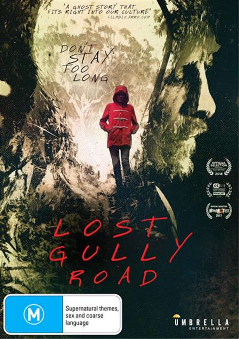 Lost Gully Road | DVD