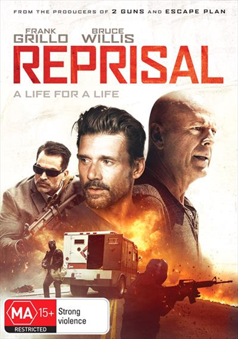 Reprisal | DVD