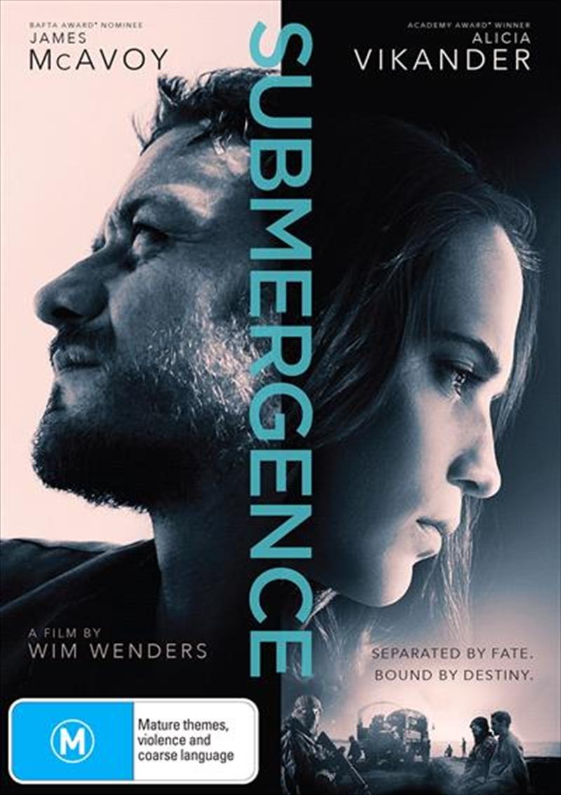 Submergence | DVD