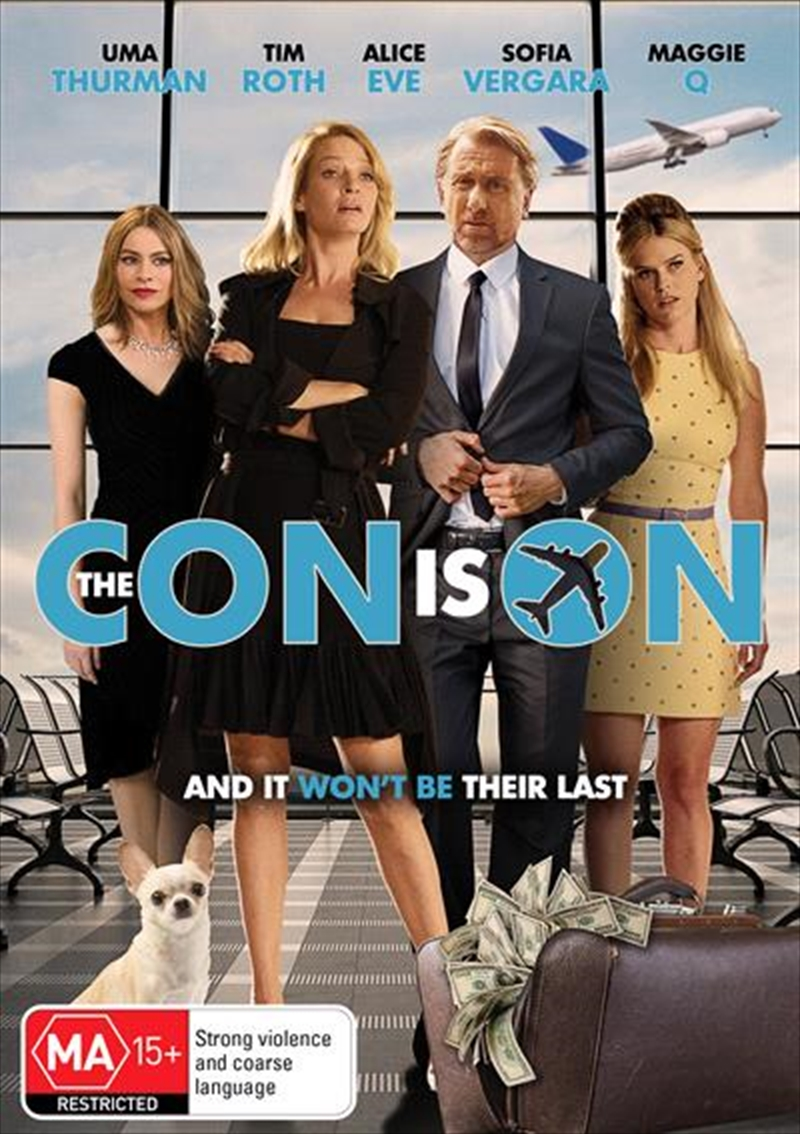 Con Is On, The | DVD