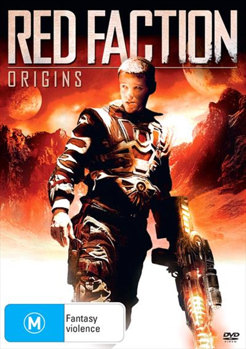 Red Faction - Origins | DVD