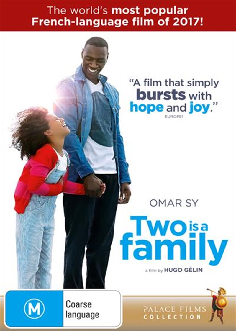 Two Is A Family | DVD