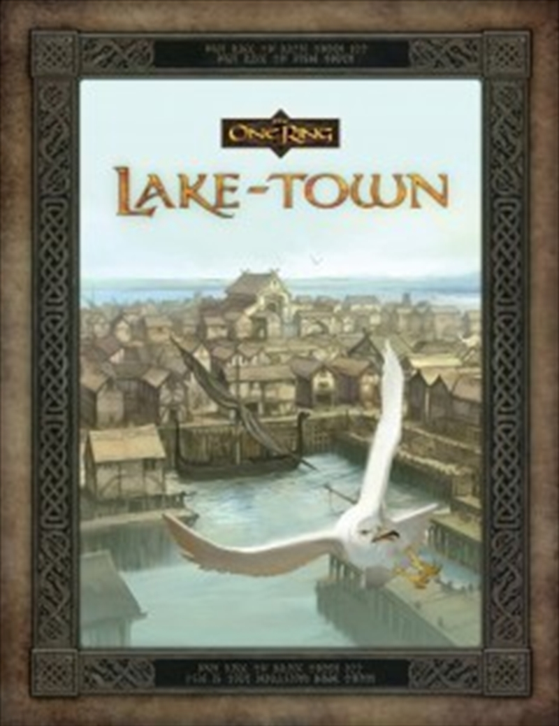 One Ring Loremaster's Screen and Lake-town Sourcebook | Games