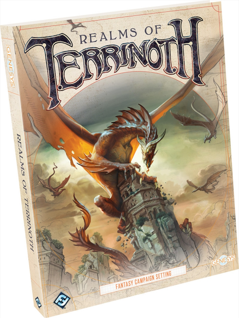 Realms Of Terrinoth   Games