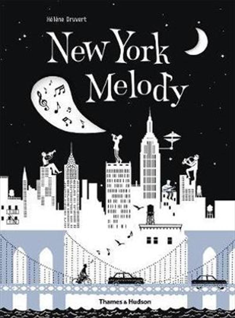 New York Melody | Hardback Book