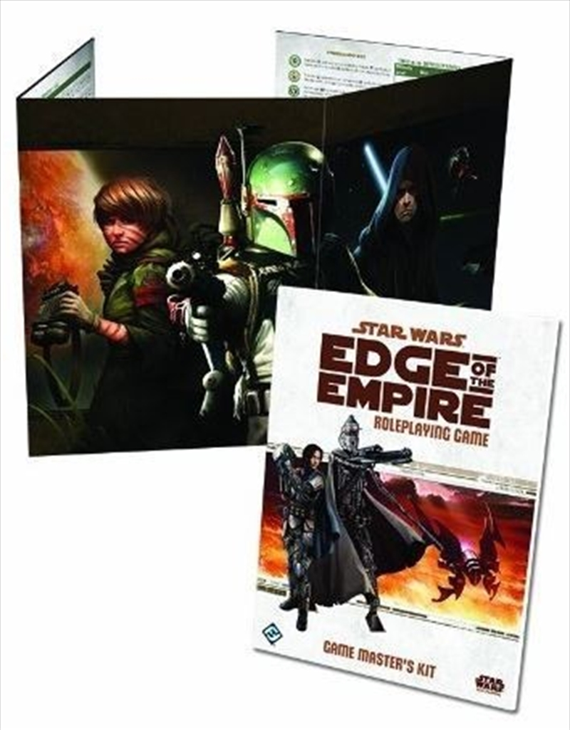 Star Wars Edge Of The Empire RPG GM Kit | Games