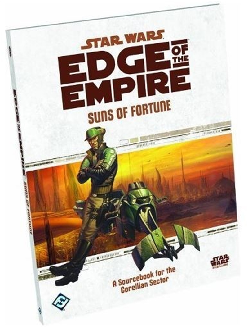 Star Wars Edge Of The Empire RPG: Suns Of Fortune | Games