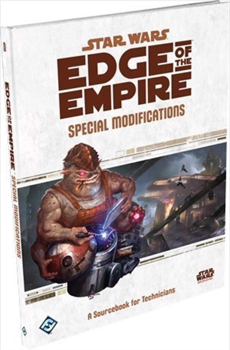 Star Wars Edge of the Empire Special Modifications | Games